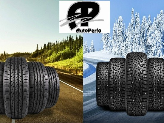 How to tell the difference between a summer tire and a winter tire