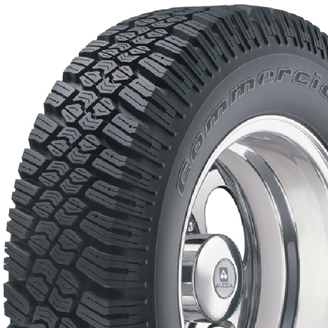 BFGoodrich - Commercial T/A Traction LT